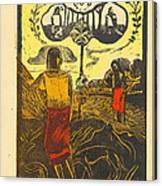 Noa Noa.fragrant Fragrant Canvas Print