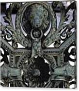 Nob Hill Gate Canvas Print