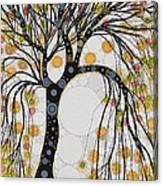 Noble Passion Canvas Print