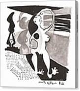 Noctis No. 8 Canvas Print