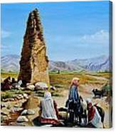 Nomads Canvas Print
