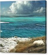 Nonsuch Bay Antigua Canvas Print