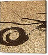 Noonday Dance No.6 Canvas Print