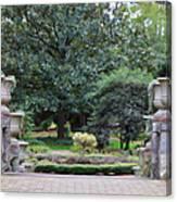Norfolk Botanical Gardens 7 Canvas Print