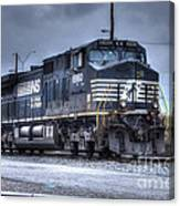 Norfolk Southern #8960 Engine II Canvas Print