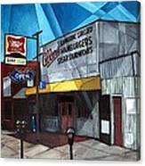 Normaltown  Canvas Print