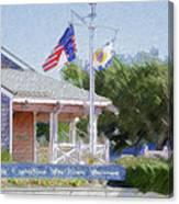North Carolina Maritime Museums Canvas Print