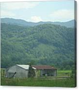 North Carolina Scenery 1 Canvas Print
