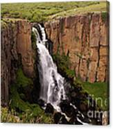 North Clear Creek Falls Canvas Print