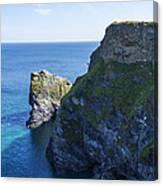 Photographs Of Cornwall North Coast  Cornwall Canvas Print
