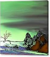 North Coast.sunrise Canvas Print