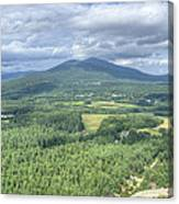 North Conway Vista Canvas Print
