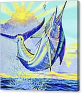 North Drop Off00132 Canvas Print
