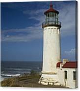 North Head Lighthouse 1 D Canvas Print