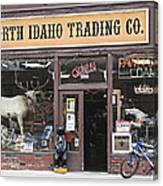 North Idaho Trading Company Canvas Print