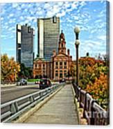 North Main Street 2 Canvas Print