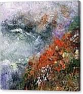 North Of Bodega Bay Canvas Print