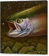 North Shore Steelhead Canvas Print