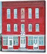 North Star Lodge Canvas Print