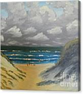 North Windang Beach Canvas Print