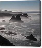 Northern California Canvas Print