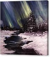 Northern Exposure Canvas Print