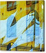 Northern Surrender Canvas Print