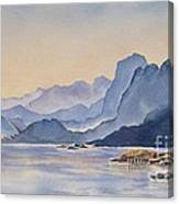 Northern_norway Canvas Print