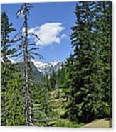 Northwest Frontier Canvas Print