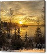 Norway Hedmark Canvas Print