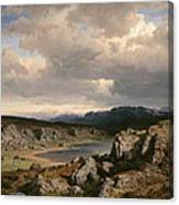 Norwegian Highlands Canvas Print