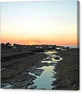 Nosara Playa Pelada Costa Rica Martian Landscape Canvas Print