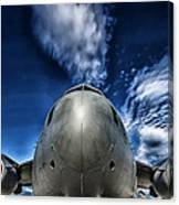 Nose Of A C-17 Canvas Print