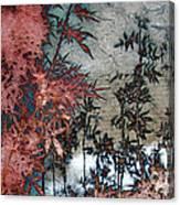 Nostalgia About Japan Canvas Print