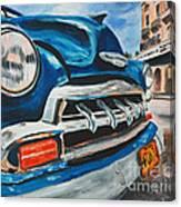 Nostalgia Road Canvas Print