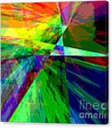 Not Gray - Kristi Kruse Canvas Print