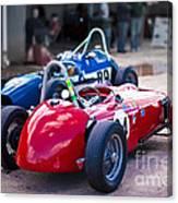 Nota Major And Nota Bmc Formula Junior Canvas Print