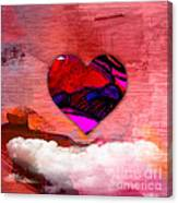 Nothing But Love Canvas Print