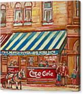 Notredame Circa 1940 Canvas Print
