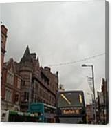 Nottingham Transit Canvas Print