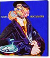 Novus Ordo Marinus Canvas Print