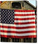 Now This Is A Flag Canvas Print
