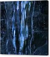 Nu Blue Canvas Print