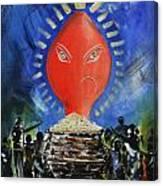 Nuakhai  Canvas Print