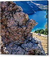 Nub Ridge Canvas Print