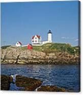 Nubble In The Day 20x30 Canvas Print