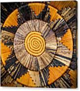Nubian Basket Canvas Print