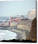 Nuclear Generating Station Canvas Print