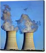 Nuclear Hdr2 Canvas Print
