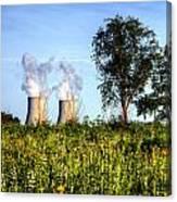 Nuclear Hdr4 Canvas Print